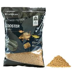 Gooster pellet feeder 2mm 700g pour la pêche au method feeder.