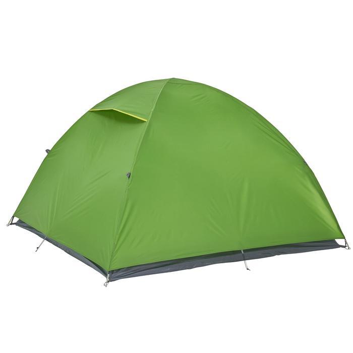 Tente de camping ARPENAZ | 3 personnes verte - 202857