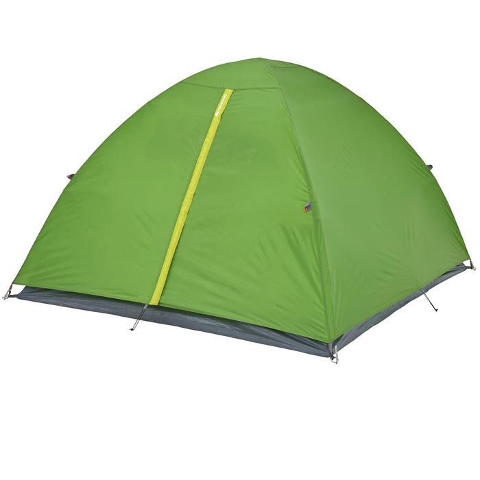Tente de camping ARPENAZ | 3 personnes verte - 202861