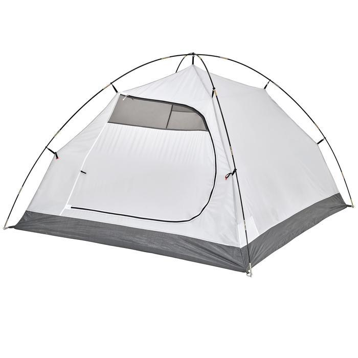 Tente de camping ARPENAZ | 3 personnes verte - 202862
