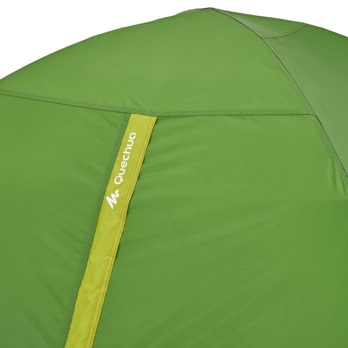 Tente de camping ARPENAZ | 3 personnes verte - 202863