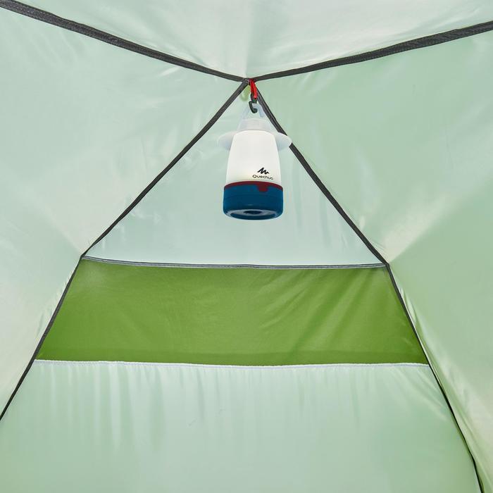 Tente de camping ARPENAZ | 3 personnes verte - 202864