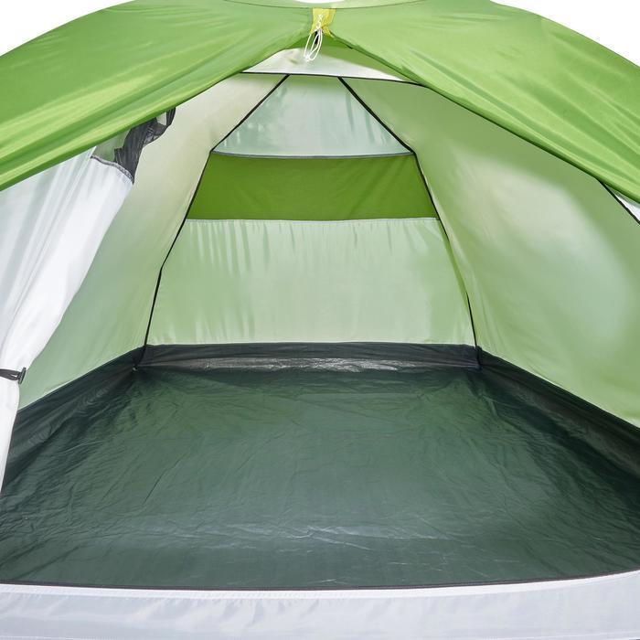 Tente de camping ARPENAZ | 3 personnes verte - 202866