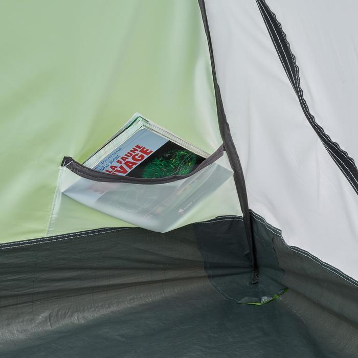 Tente de camping ARPENAZ | 3 personnes verte - 202867