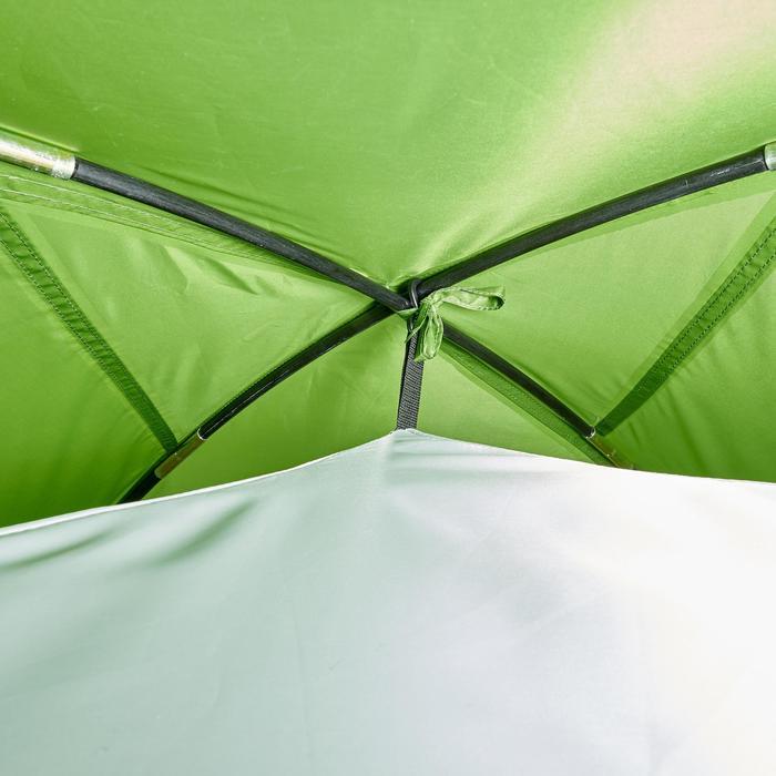 Tente de camping ARPENAZ | 3 personnes verte - 202870