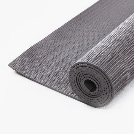Essential Yoga Mat 4 mm - Grey