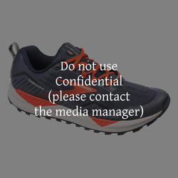 Chaussure de Trail Running Brooks Cascadia 15 Navy Orange
