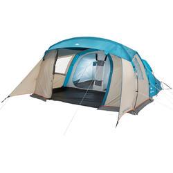 Doble Techo Tienda Campaña Camping Quechua Arpenaz Family 5.2
