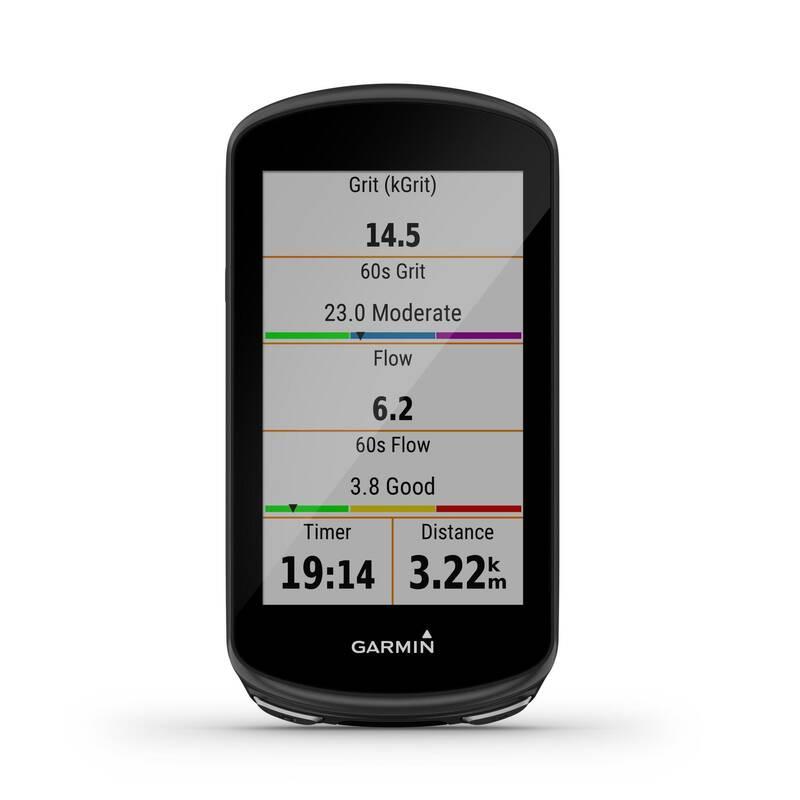 CYKLO TACHOMĚRY Cyklistika - CYKLOPOČÍTAČ EDGE 1030 Plus  GARMIN - Příslušenství na kolo