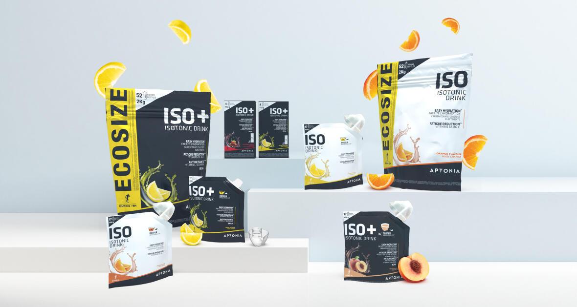 Du nouveau dans notre gamme ISO