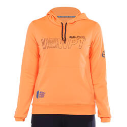 Sweat Bullpadel Viota Femme Orange