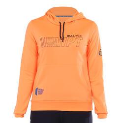 Sweatshirt de Padel Viota Mulher Laranja