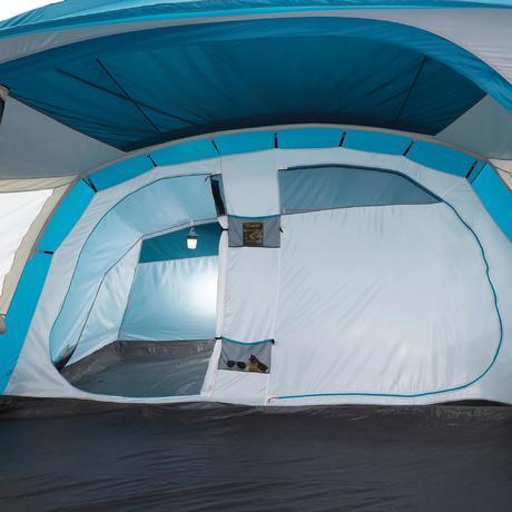 tente de camping familiale arpenaz 5 2 5 personnes quechua. Black Bedroom Furniture Sets. Home Design Ideas