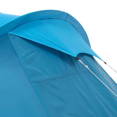 אוהל משפחתי למחנאות Arpenaz 6.3 6 אנשים