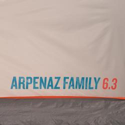 Gezinstent Arpenaz 6.3 | 6 personen - 202946