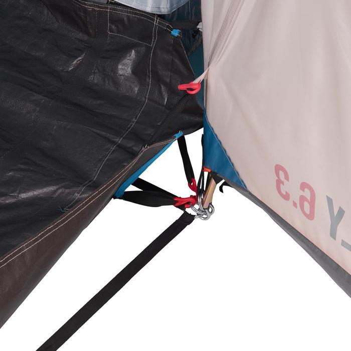 Tente de camping familiale arpenaz 6.3 I 6 personnes - 202948