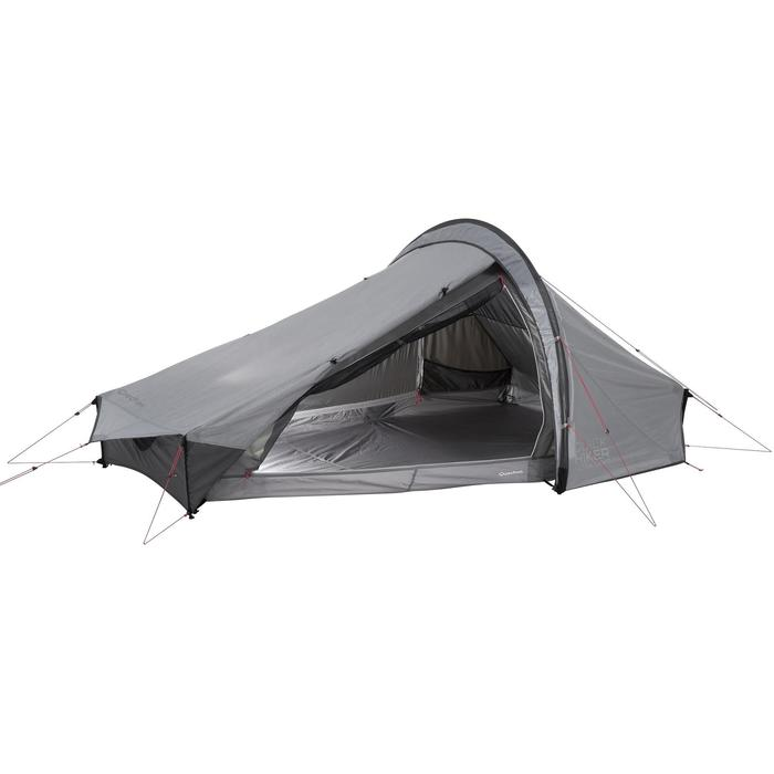 Tentstok 9 mm 31 cm voor de tent Quickhiker Ultralight 2