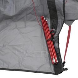 Trekkingtent / bivaktent Quickhiker Ultralight   2 personen lichtgrijs - 202974