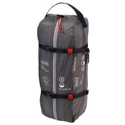 Trekkingtent / bivaktent Quickhiker Ultralight   2 personen lichtgrijs - 202978