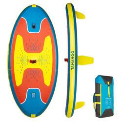 Board 100 aufblasbar Windsurfen rot