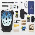 HYDROVAK MTB CROSS COUNTRY Cyklistika - HYDRATAČNÍ BATOH 520 ČERNÝ ROCKRIDER - Cyklistické vybavení