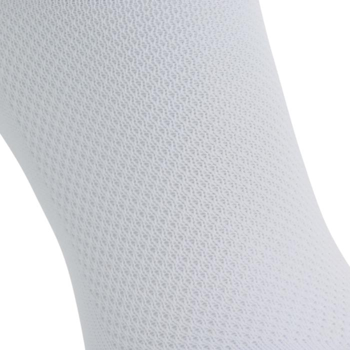 Chaussettes hautes football adulte F100 - 203058