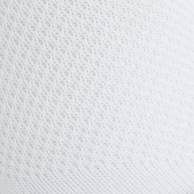 جوارب كرة قدم للكبار بطول الرُكبة اللون أبيضKIPSTA F100.