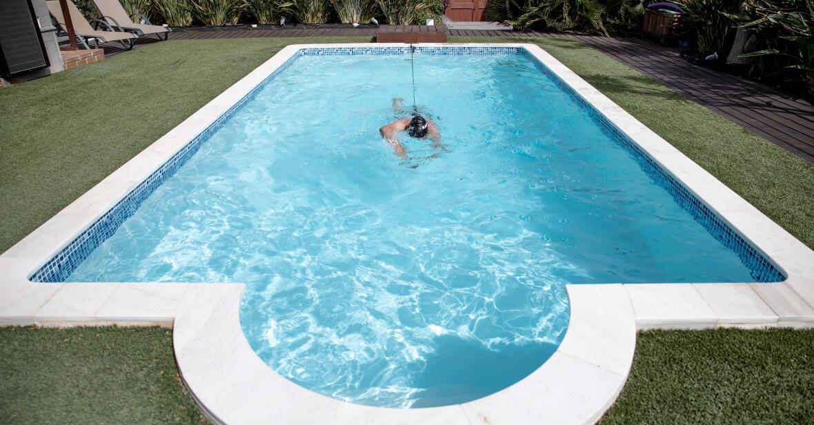 Votre piscine devient sportive