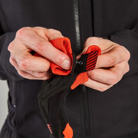 כפפות רכיבת הרים ST 500 - אדום