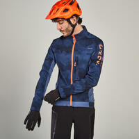 """Vyriška kalnų dviratininko striukė """"ST 500"""", mėlyna"""