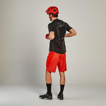 ST 500 Short-Sleeved Mountain Biking Jersey
