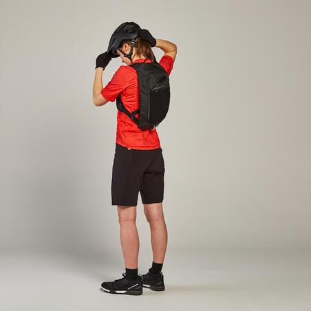 Women's Mountain Bike Shorts ST 900 - Black