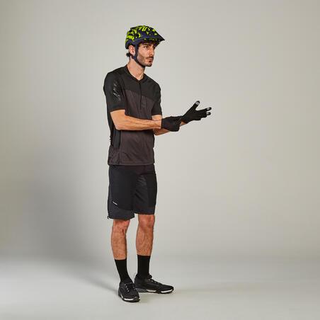 Mountain Bike Helmet ST 500 - Yellow