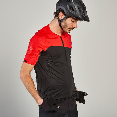 Maillot de vélo ST500 - Hommes