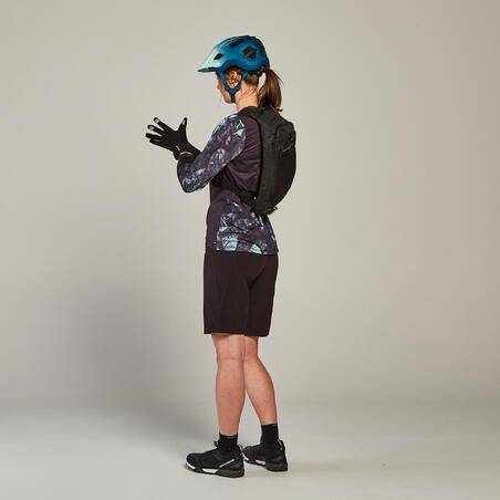 Mountain Bike Helmet ST 500 - Blue