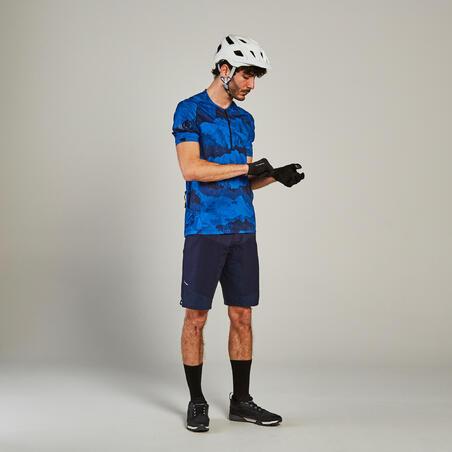 Maillotde vélo de montagne à manches courtes ST500 - Hommes