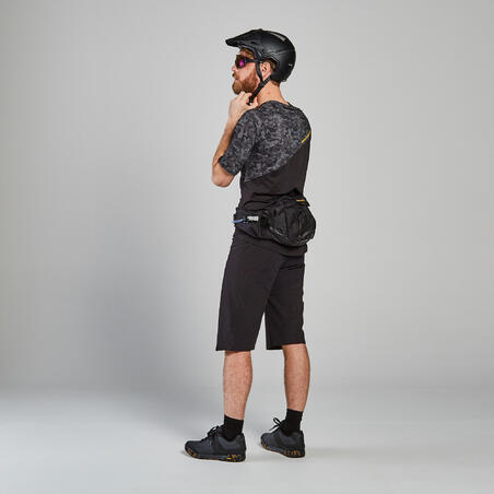 Sac de taille de vélo de montagne avec poche à eau