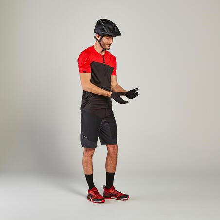 ST 500 Short-Sleeved Mountain Bike Jersey