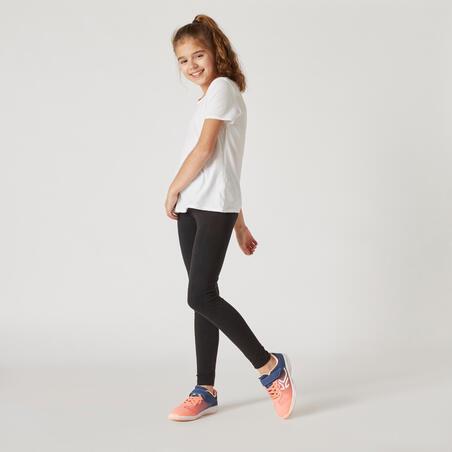 Legging basique noir fille