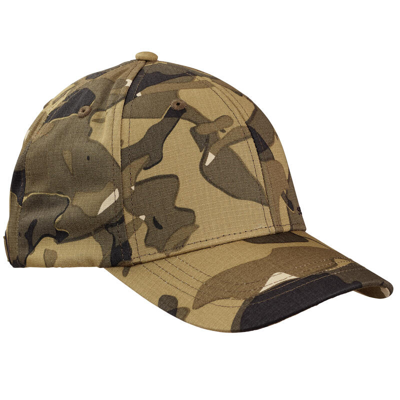 Hunting durable cap 500 Woodland camouflage green