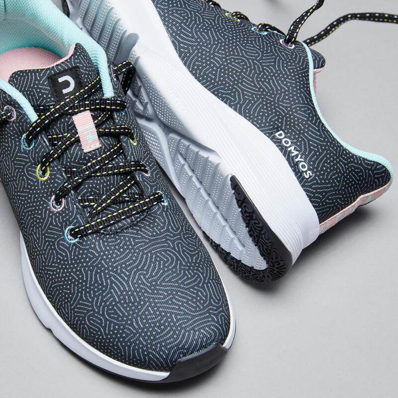 Chaussures de fitness imprimé pop art 120 Femme, révélez votre personnalité !
