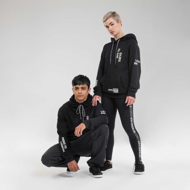 Női hip hop és utcai tánc ruházat Fitnesz - Pulóver street dance-hez STAREVER - Fitnesz