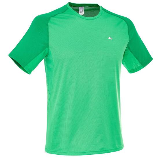 Wandel T-shirt met korte mouwen voor heren Tech Fresh 100 - 203210