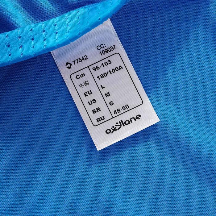 Tee Shirt Randonnée montagne MH100 manches courtes homme Gris Foncé - 203222