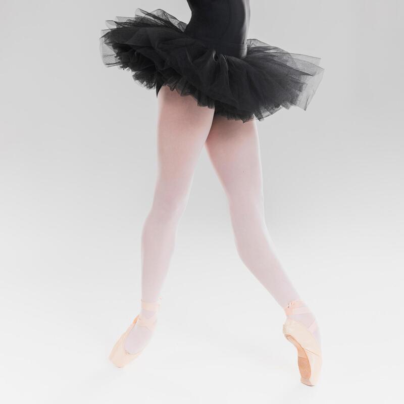 Tutulette bambina danza classica nera