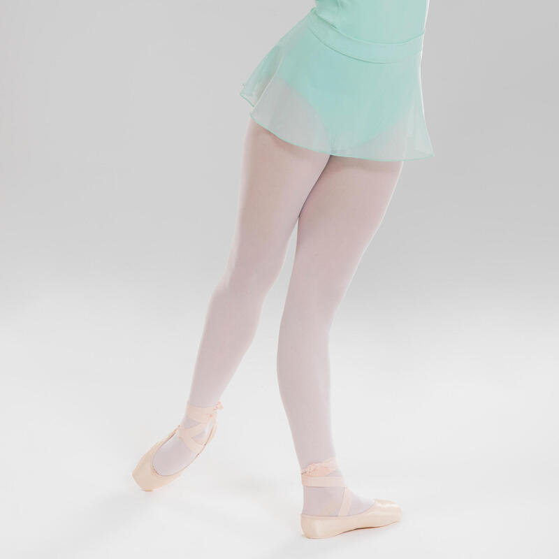 Falda Ballet Domyos Niña Gasa Verde