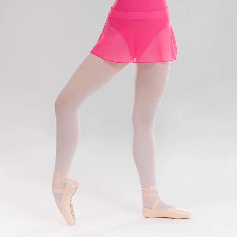 Lány klasszikus balett ruházat Tánc, torna, RG - Fátyolszoknya baletthez STAREVER - Balett