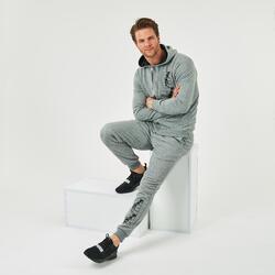 Pantaloni uomo Puma grigi