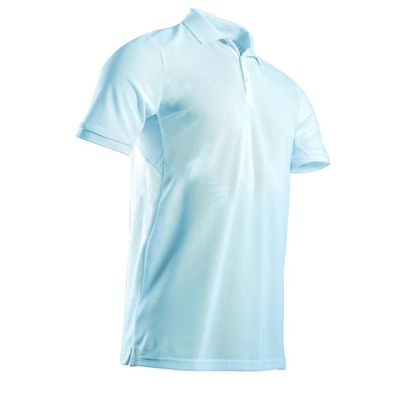 MUŠKA ODJEĆA ZA IGRANJE GOLFA PO TOPLOM VREMENU Golf - Polo majica za golf 500 INESIS - Golf