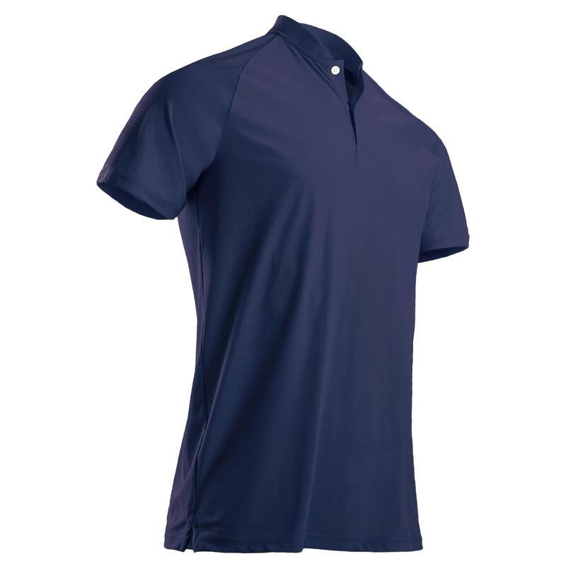Polo de golf manches courtes homme WW900 bleu marine